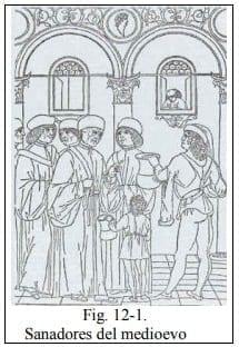 Sanadores del medioevo