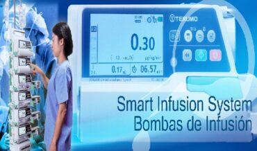 Bombas de Infusión Inteligentes