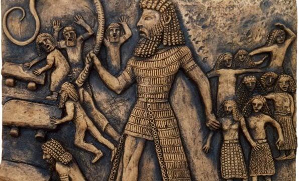 Mito de Gilgamesh - angustia muerte