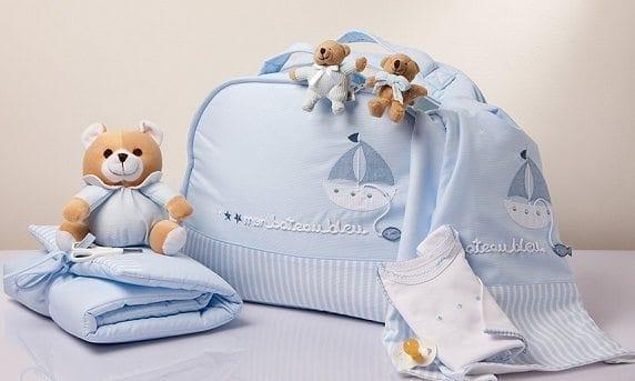 Preparación para un bebé