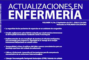 Actualizaciones en Enfermería, Vol. 14 No. 3 Septiembre 2011