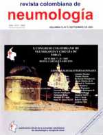 Neumología. 11 Nº 1
