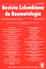 Reumatología. 6 No. 1