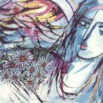 Pintura Rosa María Londoño, German Tessarolo