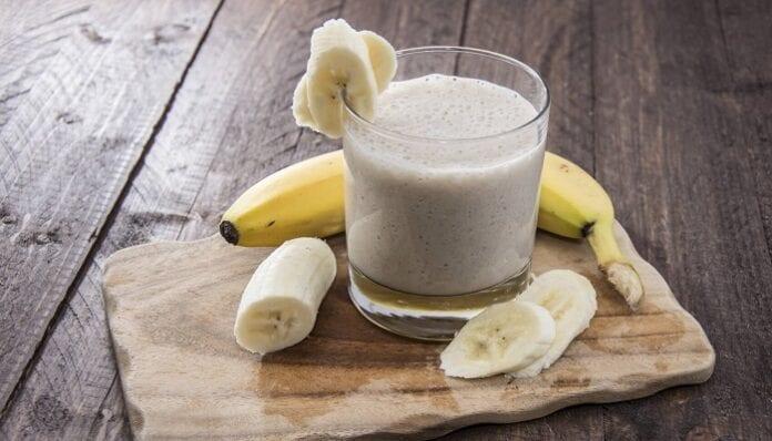 Batido de Banano y Huevo