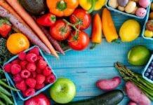 Consumir vegetales