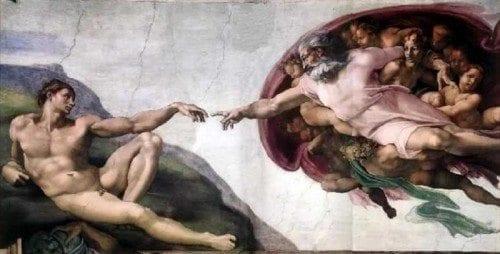 El arte, cronología e historia