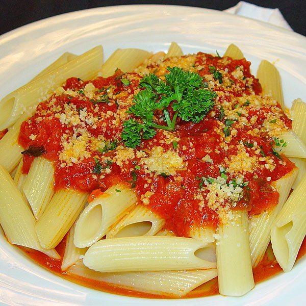 Macarrones a la Italiana-recetas