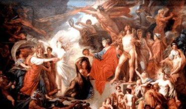 Mitología Griega, Mito y Salud