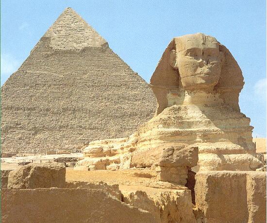 Piramide Egipcia - civilizaciones