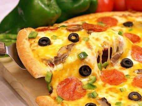 Pizza Casera-recetas