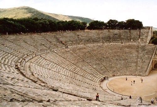 Teatro Griego y Romano