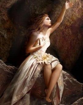 Diosas en la Mitología Griega, Persenofe Diosa Griega