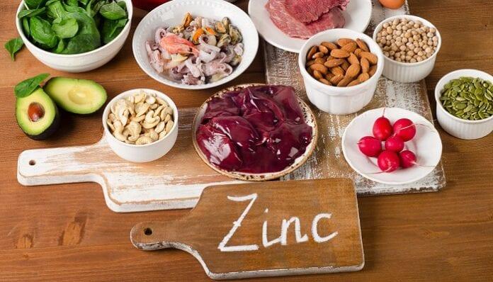 Alimentos con Zinc