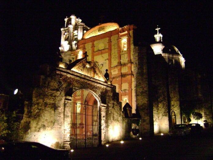 Catedral de Cuernavaca - México