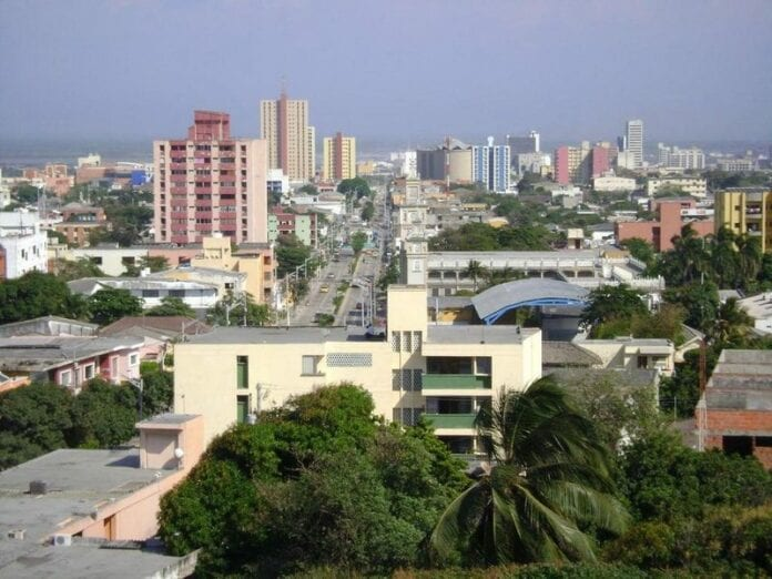 Centro de Barranquilla- Colombia