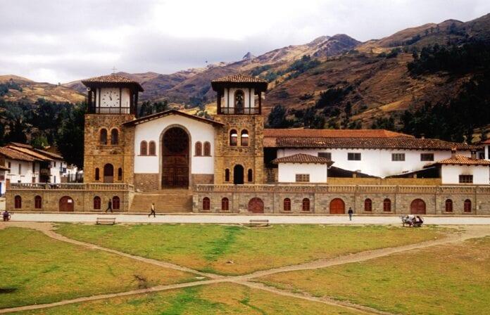 Chacas-Peru