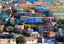 Ciudad Valparaiso-Chile