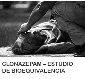 Clonazepam – Estudio de Bioequivalencia
