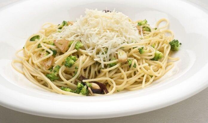 Espaguetis con Brócoli Recetas