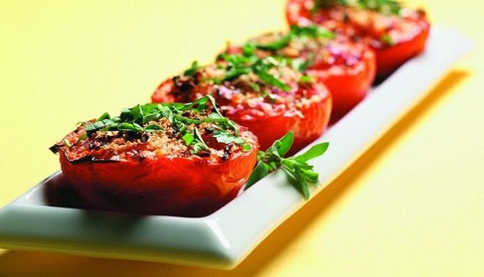 Fritura de Tomate y Ajo
