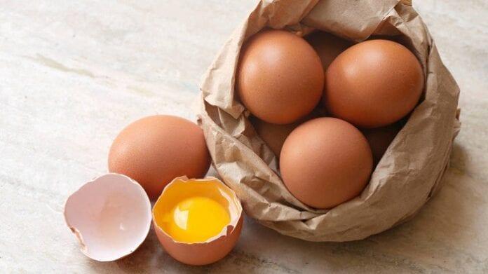 El huevo es un alimento completo