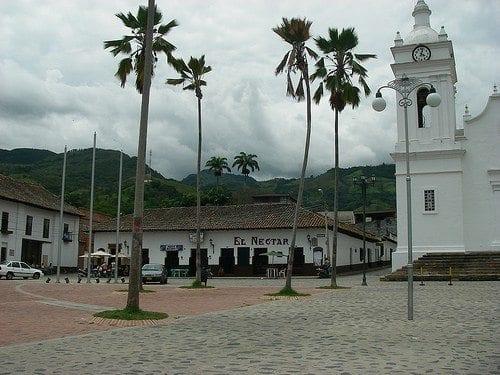 Iglesia de Guaduas