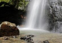 La Vega, Cascadas del Chupal
