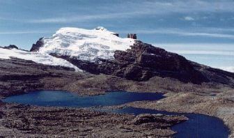 Laguna Sierra Nevada del Cocuy