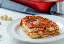 Lasagna de Tofu Recetas