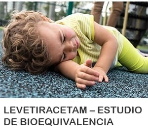 Levetiracetam – Estudio de Bioequivalencia