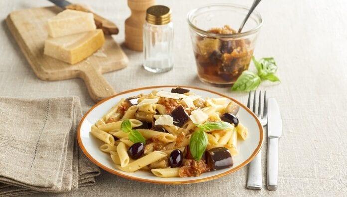 Macarroni a la Siciliana Recetas