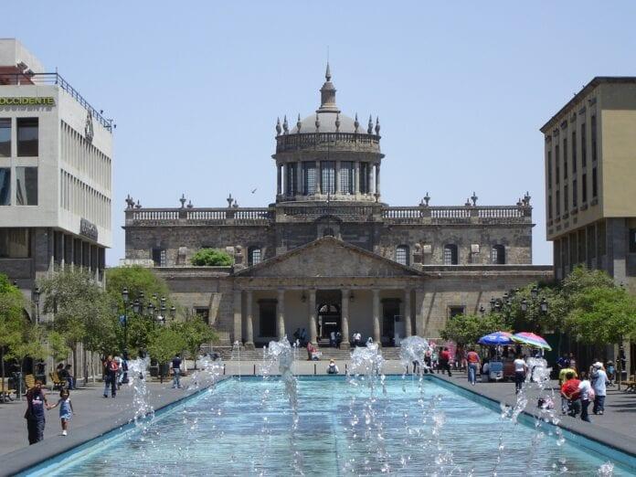 Monumentos en Guadalajara