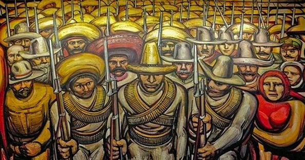 Muralismo Mexicano Y Literatura Latinoamericana Arte