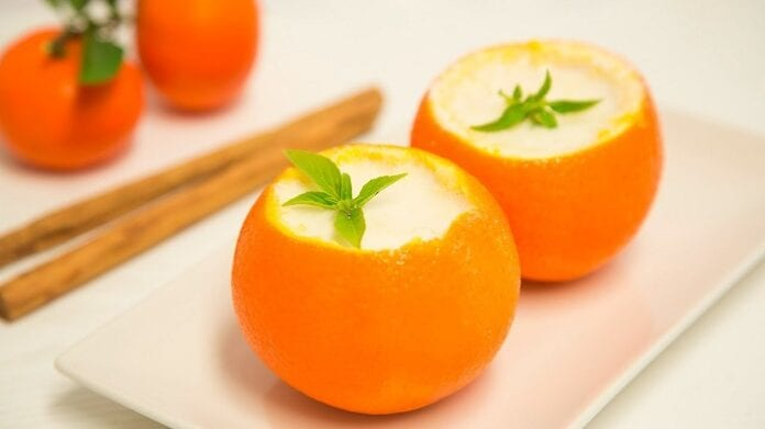 Naranjas Rellenas Recetas