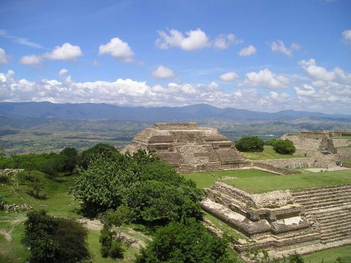 Paisaje-Oaxaca