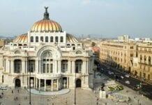 Palacio de Bellas Artes Ciudad de Mexico