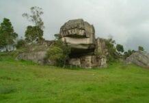 Parque Arqueológico Piedras del Tunjo