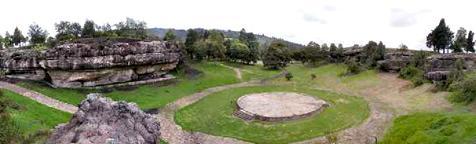 Parque Arqueologico Facatativa - Piedras del Tunjo