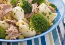 Pasta con Atún, Brócoli y Maíz Recetas