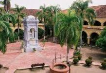Plaza de Mompox Colombia