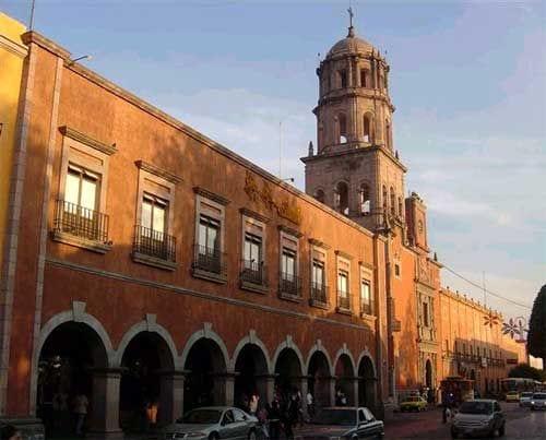 Calle de Querétaro - México