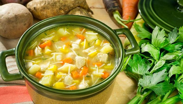 Sopa de Arracacha Recetas