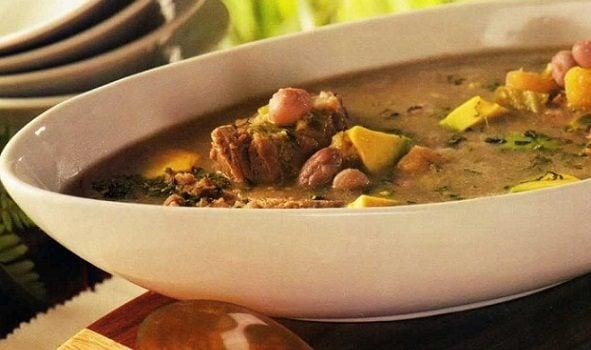 Sopa de Arracacha