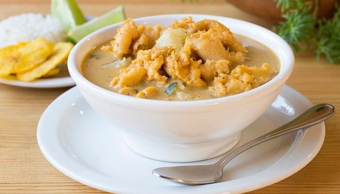 Sopa de Caracol Recetas