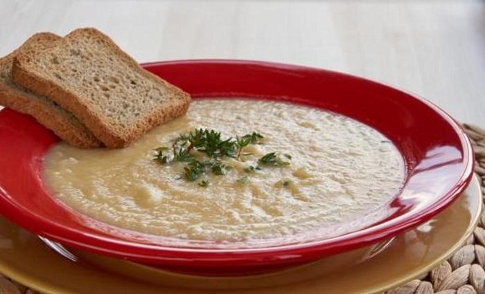 Sopa de Manzana Recetas
