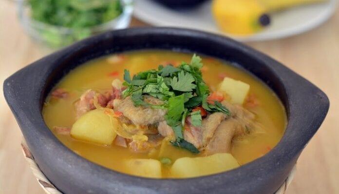 Sopa de Mondongo Recetas