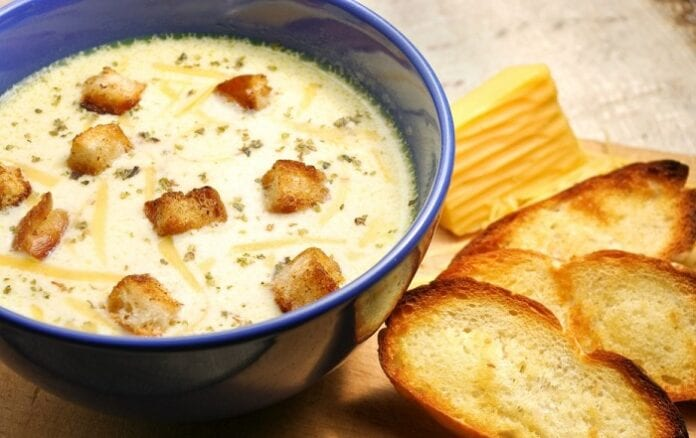 Sopa de Pan Recetas