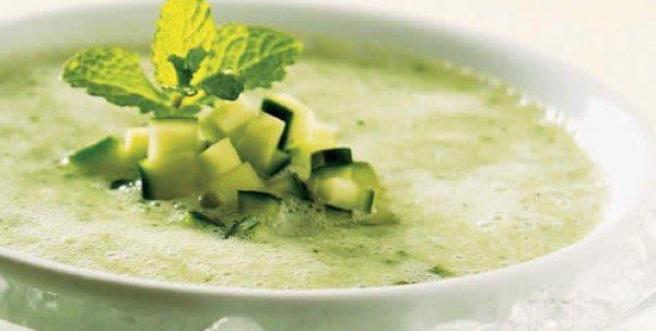 Sopa de Pepinos