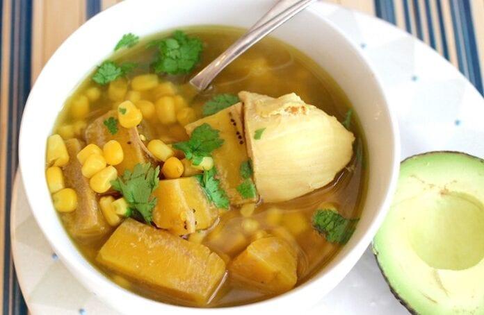 Sopa de Plátano Recetas